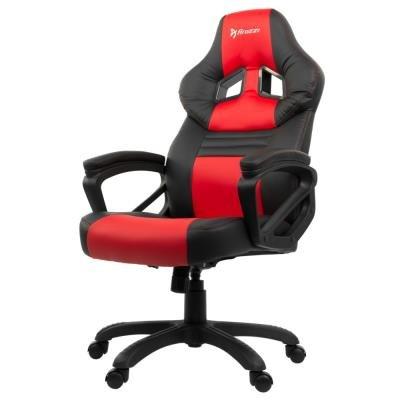 Herní židle Arozzi MONZA černo-červená