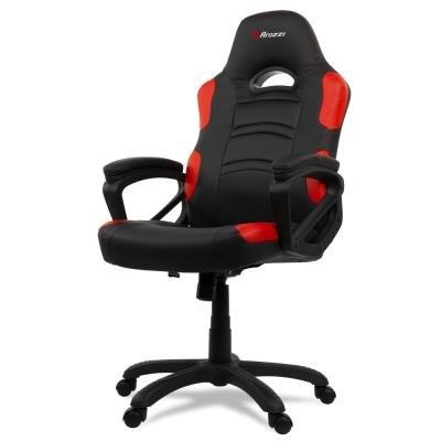 Herní židle Arozzi ENZO černo-červená