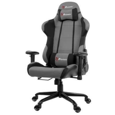 Herní židle Arozzi TORRETTA černo-šedá