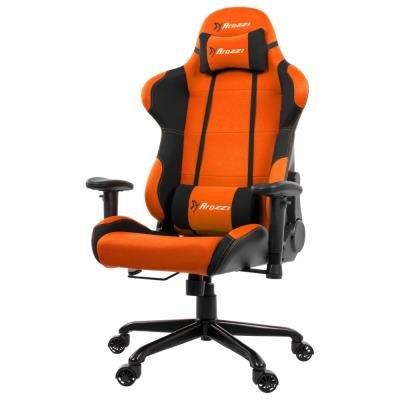 Herní židle Arozzi TORRETTA černo-oranžová