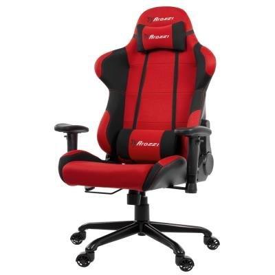 Herní židle Arozzi TORRETTA XL černo-červená