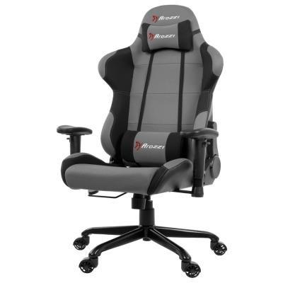 Herní židle Arozzi TORRETTA XL černo-šedá