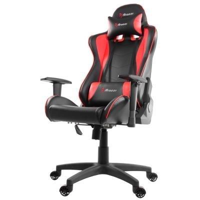 Herní židle Arozzi MEZZO V2 černo-červená