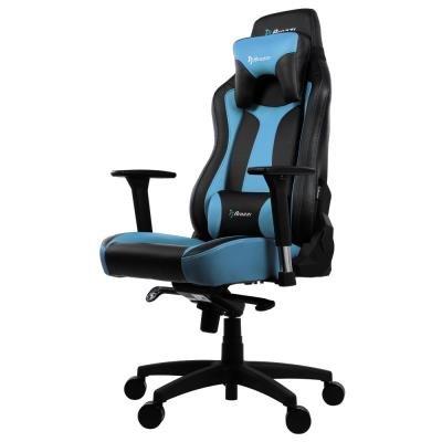 Herní židle Arozzi VERNAZZA černo-modrá