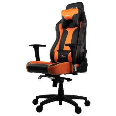Herní židle Arozzi VERNAZZA černo-oranžová