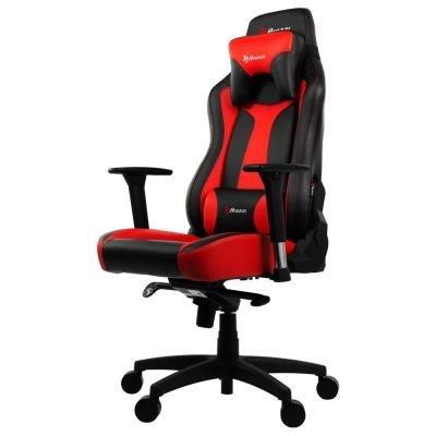 Herní židle Arozzi VERNAZZA černo-červená