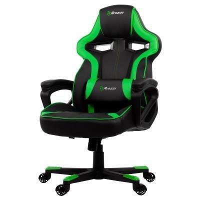 Herní židle Arozzi Milano černo - zelená