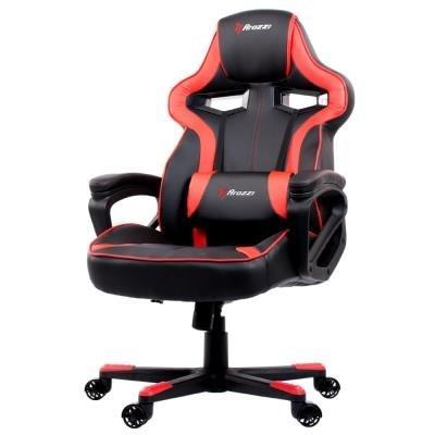 Herní židle Arozzi Milano černo - červená