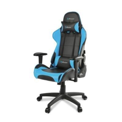 Herní židle Arozzi VERONA V2 černo-modrá