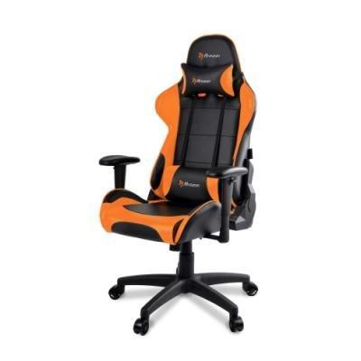 Herní židle Arozzi VERONA V2 černo-oranžová