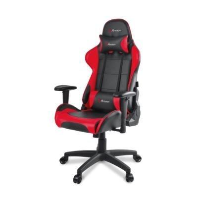 Herní židle Arozzi VERONA V2 černo-červená