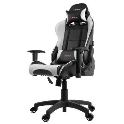 Herní židle Arozzi VERONA JUNIOR černo-bílá