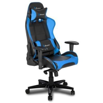 Herní židle Arozzi VERONA XL+ černo-modrá