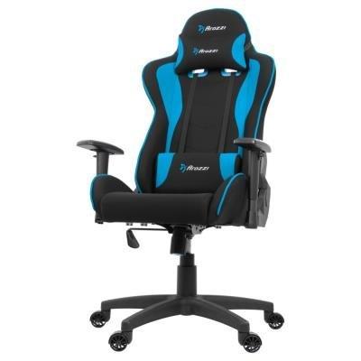 Herní židle Arozzi MEZZO V2 Fabric černo - modrá