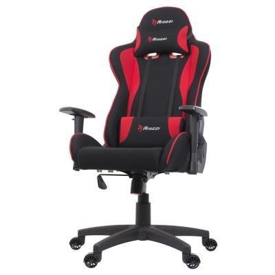 Herní židle Arozzi MEZZO V2 Fabric černo-červená