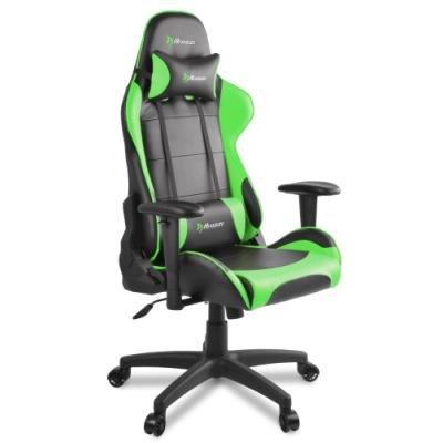 Herní židle Arozzi VERONA V2 černo-zelená
