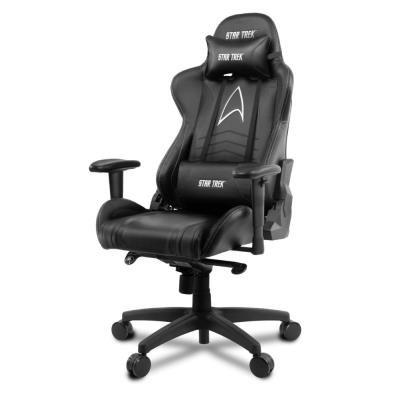 POŠKOZENÝ OBAL - AROZZI herní židle STAR TREK SPECIAL EDITION/ černá
