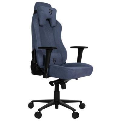 Herní židle Arozzi VERNAZZA Soft Fabric modrá