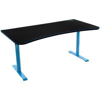 Herní stůl Arozzi Arena Gaming Desk černo-modrý
