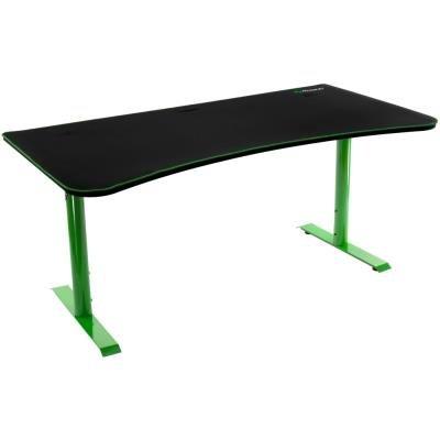 Herní stůl Arozzi Arena Gaming Desk černo-zelený
