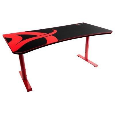 Herní stůl Arozzi Arena Gaming Desk černo-červený