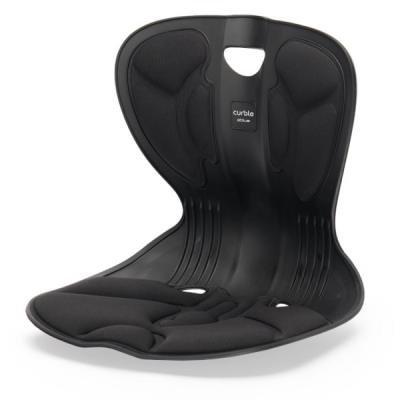EUROSUPPLIES zádová opěrka Ablue Comfy černá