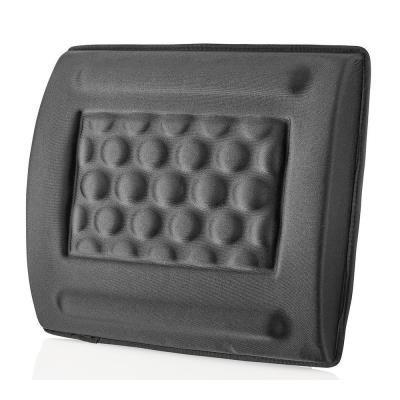 NEDIS ergonomická opěrka zad/ gelová/ černá
