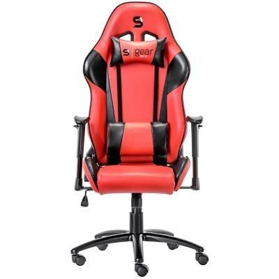 Herní židle SPC Gear SR300 RD + podložka pod myš