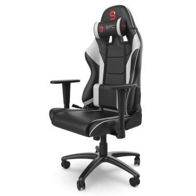 Herní židle SPC Gear SR300 V2 WH