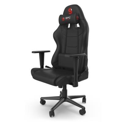 Herní židle SPC Gear SR300F V2 černá