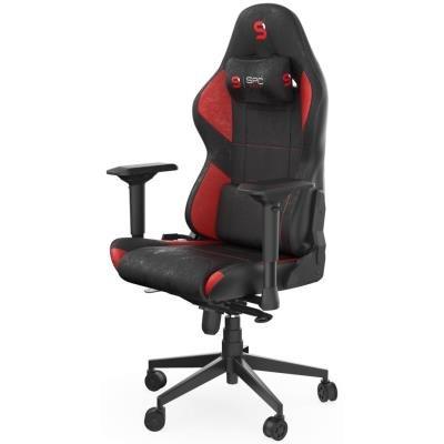 SPC Gear SR600 RD černo-červená
