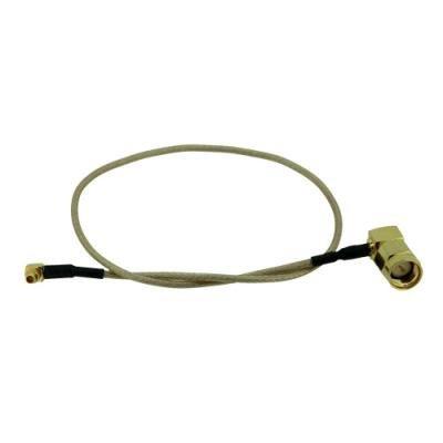 Kabel MaxLink MMCX - SMA úhlový 25cm