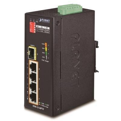 Switch PLANET ISW-514PTF