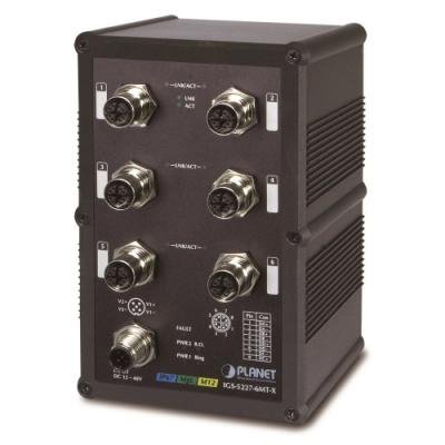 Switch PLANET IGS-5227-6MT-X