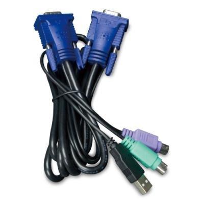 Kabel PLANET KVM-KC1-5