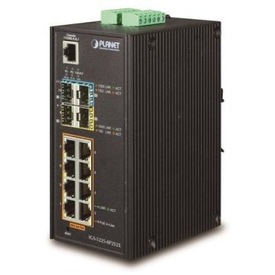 Switch PLANET IGS-5225-8P2S2X