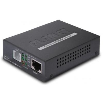 Planet VC-231, Ethernet VDSL2 konvertor, 100Mbit, master/slave, RJ-11, profil 30a, band Plan997