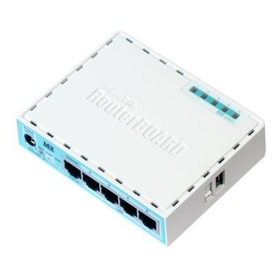 Router MikroTik RouterBOARD RB750Gr3 hEX