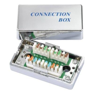 Propojovací box XtendLan Cat5e stíněný