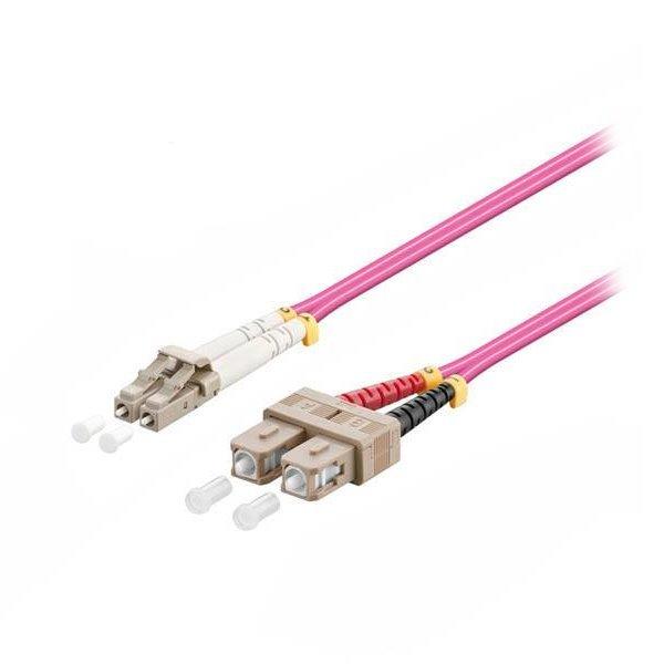 Patch kabel XtendLan FOP-LCSC-D-10-50-OM4