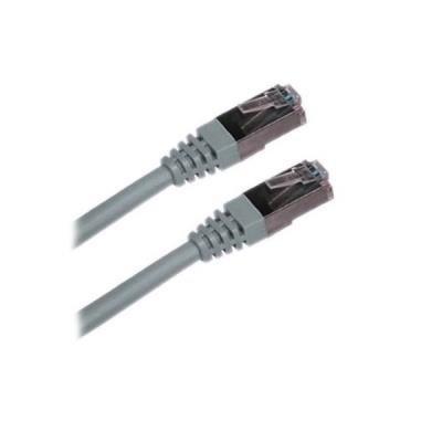 Patch kabel XtendLan Cat 6A SFTP 30m šedý