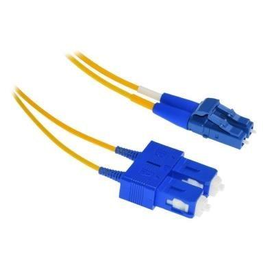 Patch kabel XtendLan FOP-LCSC-D-0.5-9-A1