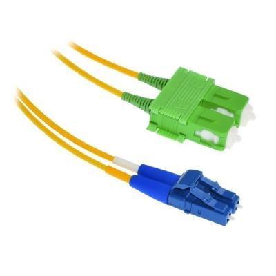 Patch kabel XtendLan FOP-LCSCA-D-0.5-9-A1