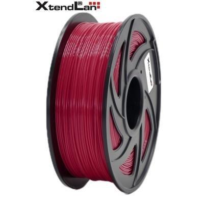 XtendLan filament PLA červený