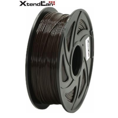 XtendLan filament PETG černý