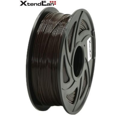 XtendLan filament PLA černý