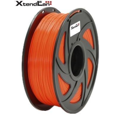 XtendLan filament PLA zářivě oranžový