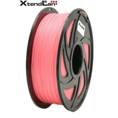 XtendLan filament PLA zářivě růžový