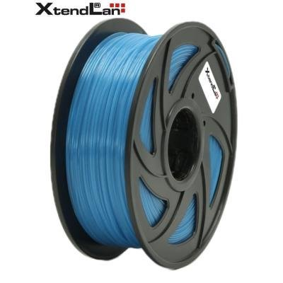 XtendLan filament PLA azurově modrý