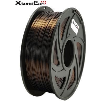 XtendLan filament PLA měděné barvy